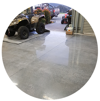 Polished Concrete Floors Whakatane